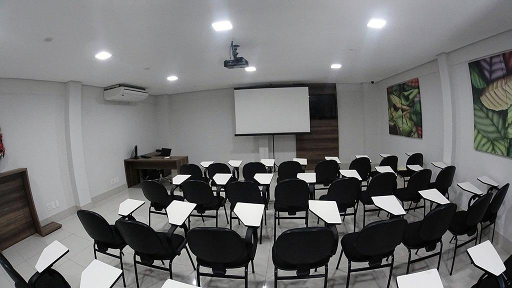 auditorio 2 - ESTRUTURA